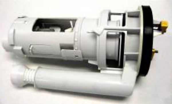 Duravit 0074138700 Flush Valve For  1pc Toilet, Geberit HET