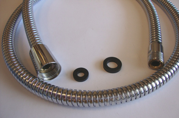 Franke 65.131 FLEXIBLE PULL-OUT HOSE(907) IN CHROM