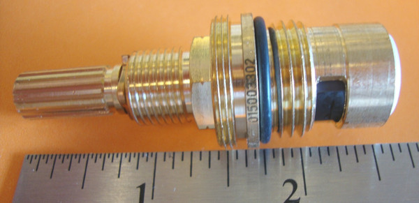 """Phylrich LC499CNL - 1/2"""" Lavatory Cartridge, Cold No Lead, (opens clockwise) After 1991 to Present."""