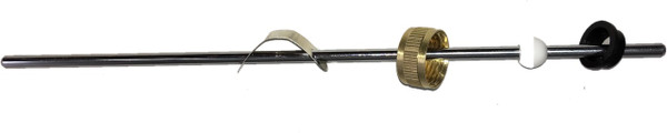 Phylrich LD499PX3 Ball Rod Assembly for 2 Piece Automatic Lavatory Drain (bottom half)