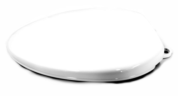 DURAVIT 0066790000 METRO TOILET SEAT AND COVER, ELONGATED, WHITE