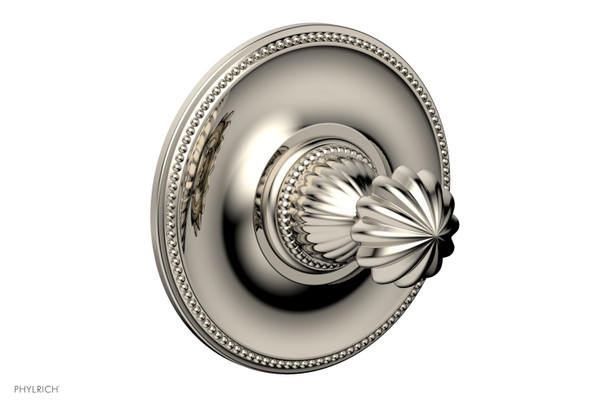 "Phylrich TH361/014 GEORGIAN & BARCELONA 3/4"" THERMOSTATIC SHOWER TRIM ONLY POLISHED NICKEL"