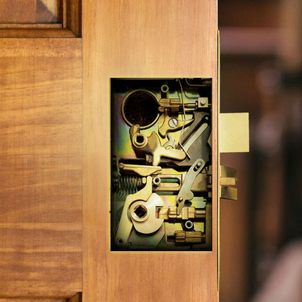 BALDWIN MORTISE LOCKS: THE ORIGINAL AND STILL THE BEST