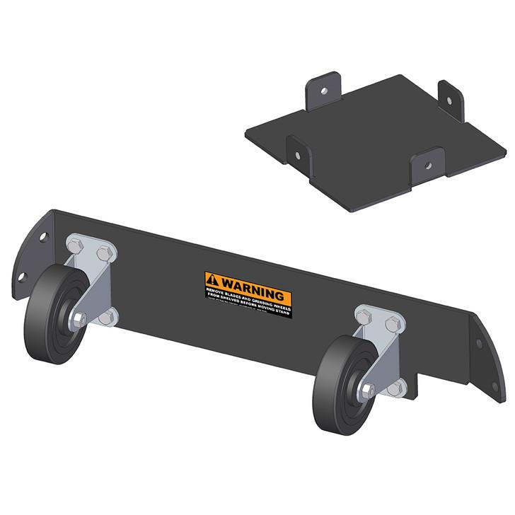 caster bracket wheel kit