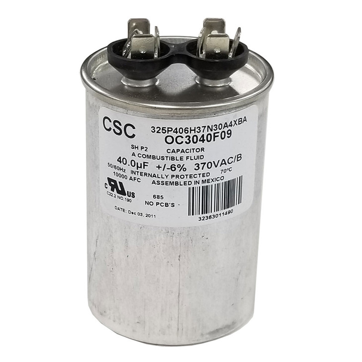 Capacitor for MAG-8000