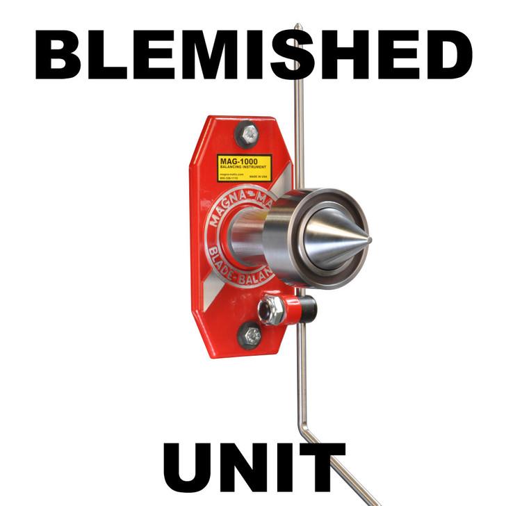 MAG-1000 blemished unit
