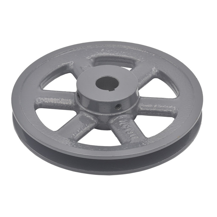 Brush pulley