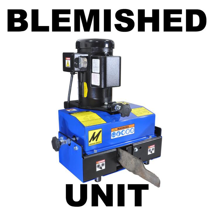 MAG-12008 Blade Cleaner blemished unit
