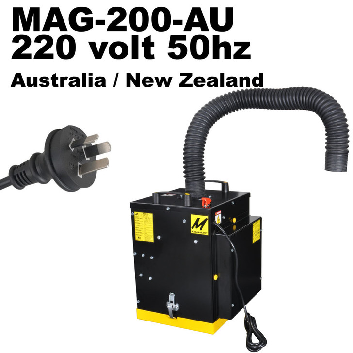 MAG-200-AU Dust Collector