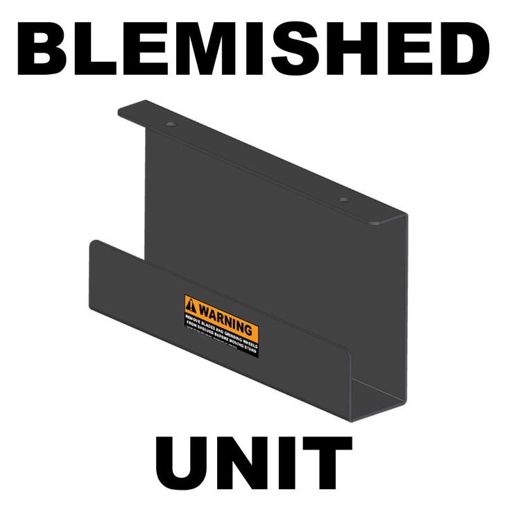 Blade carrier blemished unit