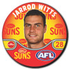 SUNS Shout Out Membership Pack - Scarf & Player Badge