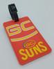 Gold Coast SUNS Bag Tag