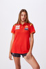 Cotton On AFLW 2021 Media Polo - Womens