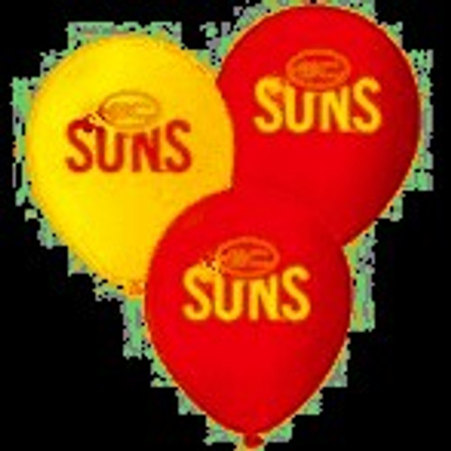 SUNS Balloons 25 Pack