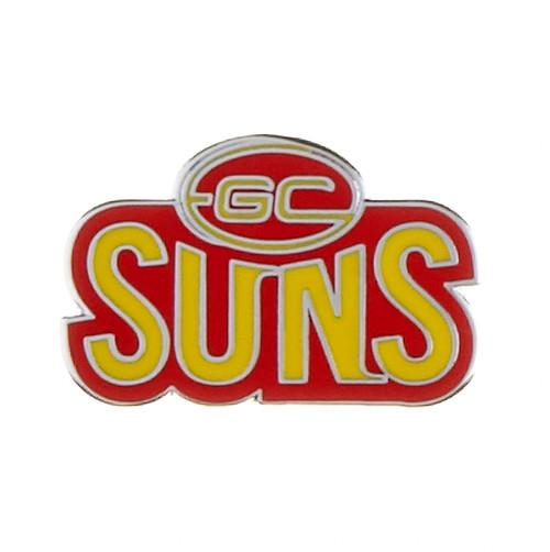 SUNS Logo Pin