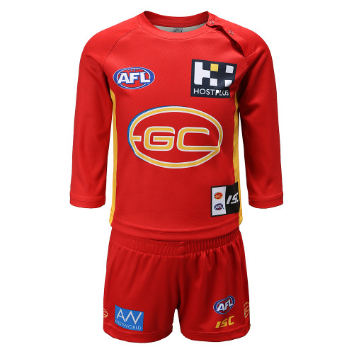 ISC 2020 Toddler Home Guernsey Set