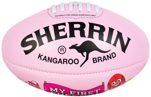 Sherrin Mini My First Ball Girl