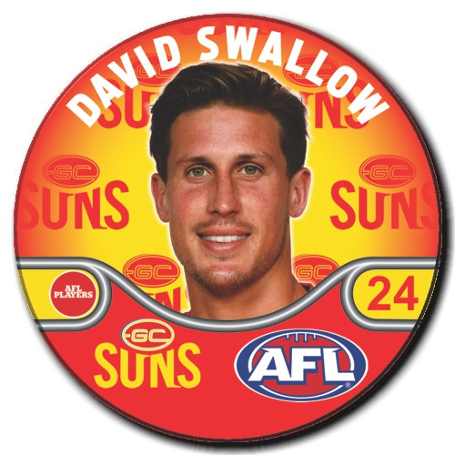 AFL Men's Player Badge