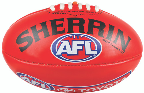 Sherrin Mini PVC Replica Red