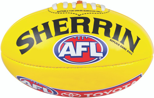 Sherrin Mini PVC Replica Yellow
