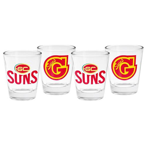 Shot Glasses - 4 Pack