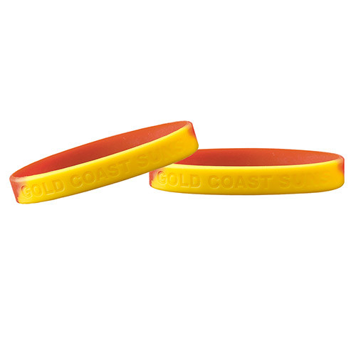 GC SUNS Wristbands - 2 Pack