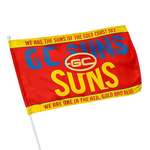 SUNS Small Flag