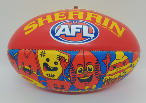 Sherrin Mini SUNS Coloured Softie