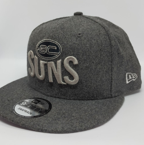 New Era Grey Melton