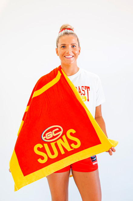 GCFC  Beach Towel