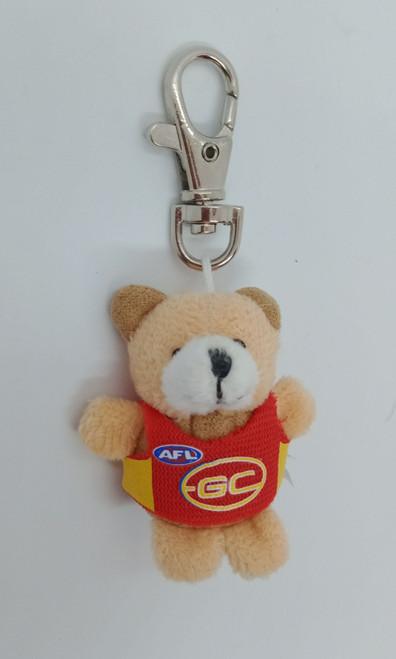 8cm Bear Keyring