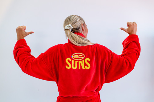 SUNS Dressing Gown