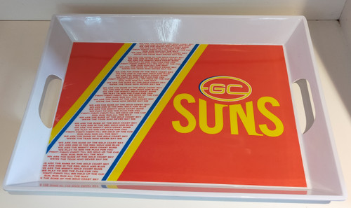SUNS Serving Tray
