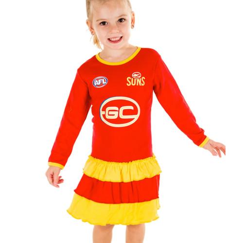 Footysuit Dress