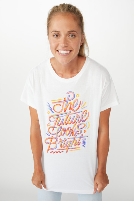 Cotton On AFLW GENW Kids Future Tee