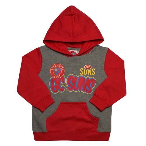 Toddler Supporter Pullover Hood