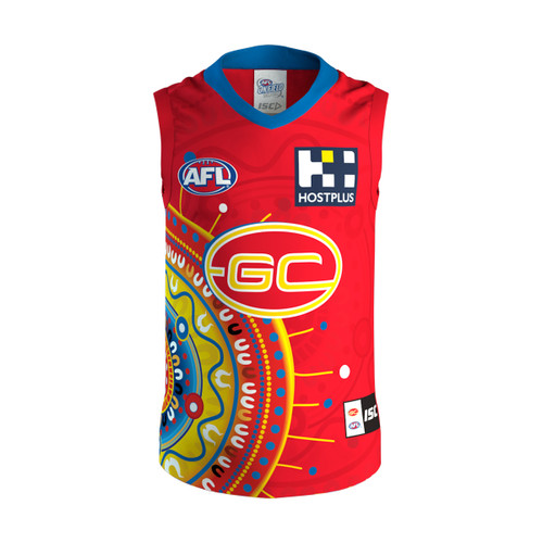 ISC 2020 Youth Indigenous Guernsey