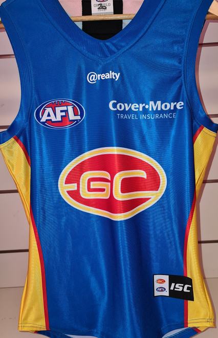 2020 Player Worn Guernsey - Clash Tier 1