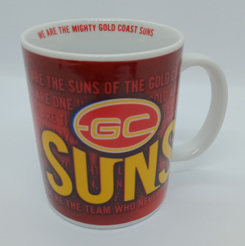 Team Song Mug - 11oz