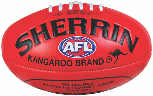 Sherrin Mini Super Soft - Red