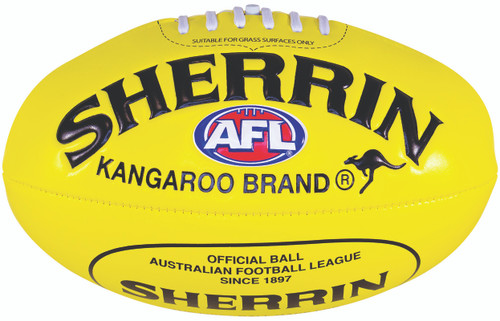 Sherrin Mini Super Soft - Yellow
