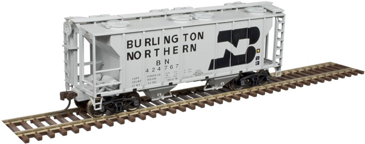 Atlas 50004171 N Baltimore /& Ohio Chessie Trainman PS-2 Covered Hopper #631428