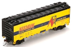 Athearn HO ATH86048 40' Steel Reefer, Needham #60411