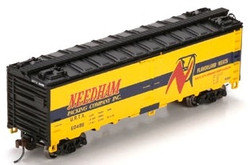 Athearn HO ATH86049 40' Steel Reefer, Needham #60488