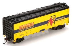Athearn HO ATH86050 40' Steel Reefer, Needham #60514