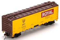 Athearn HO ATH86057 40' Steel Reefer Royal #91678