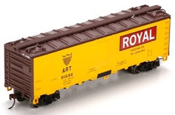Athearn HO ATH86058 40' Steel Reefer Royal #91686