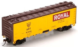 Athearn HO ATH86059 40' Steel Reefer Royal #91699