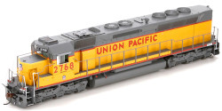 Athearn Genesis ATHG63580 HO DCC Ready EMD SD40M-2 Union Pacific UP #2768