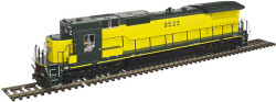 Atlas 10002290 HO Scale Gold Series Dash 8-40C CHICAGO & NORTH WESTERN C&NW #8539